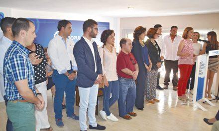 Severa González López, elegida presidenta del Partido Popular de Jumilla