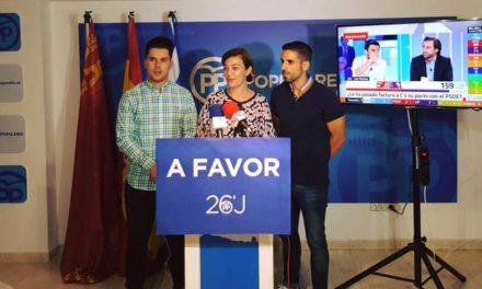 El Partido Popular gana las elecciones generales en Jumilla de manera clara y contundente