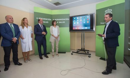 La Comunidad pone en marcha una aplicación para que los ciudadanos puedan gestionar las citas médicas a través del teléfono móvil