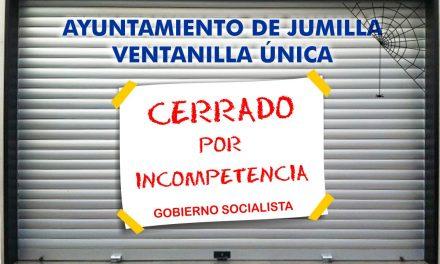 Frente a una España moderna y digital, en Jumilla seguimos con «vuelva usted mañana»