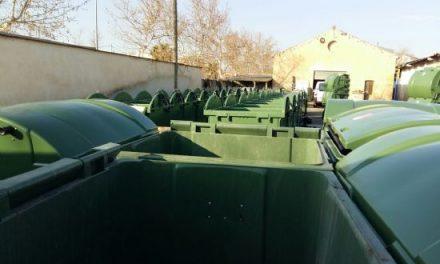 El Grupo Municipal del PP de Jumilla presenta una moción sobre la ubicación de contenedores para recogida domiciliaria de basura