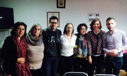 """El Partido Popular de Jumilla asiste a la cena de navidad de la """"Asociación de Mujeres Rurales""""  de  la Torre del Rico"""