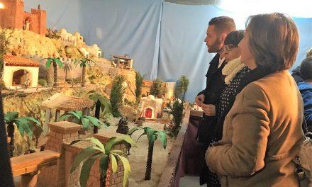 El Partido Popular de Jumilla asiste a la inauguración de la Ruta Belenista de Jumilla 2016