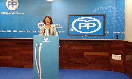 """Severa González: """"El PP trabaja para lograr el Pacto regional y nacional por la Educación"""""""