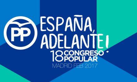 El PP de Jumilla asistirá este próximo fin de semana al Congreso Nacional del Partido que se celebrará en Madrid