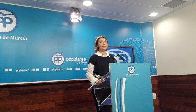 """Severa González: """"Los datos del Observatorio de la Dependencia evidencian el compromiso irrenunciable del PP con los más vulnerables"""""""