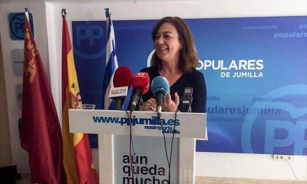 """Seve González acusa a la máxima dirigente socialista del municipio de """"difamar y enfrentar a los jumillanos por el enlace de la Carretera del Carche """""""