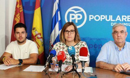 """""""Entre las propuestas técnicas y la propuesta del concejal de hacienda hay una diferencia de casi medio millón de euros"""""""