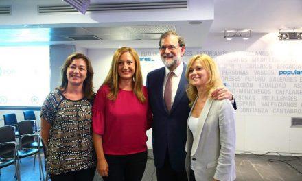 Seve González, asiste a la reunión de la Junta Directiva Nacional del PP en Madrid