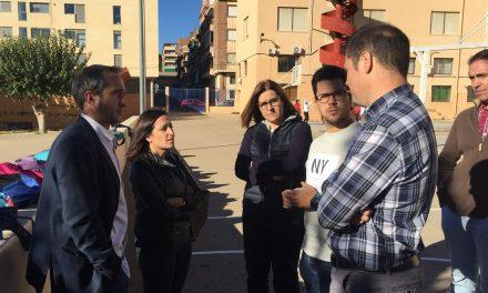 Abellán ha mostrado su satisfacción por los avances conseguidos que confirman el compromiso que la Consejera asumió el pasado mes de septiembre