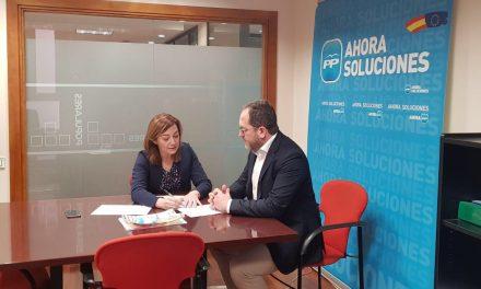 """Seve González: """"La inversión del Ejecutivo regional en Jumilla desmonta el discurso victimista del gobierno socialista"""""""