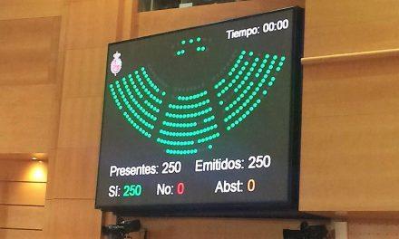 """Seve González: """"El Senado seguirá dando voz y visibilidad a las víctimas de violencia de género"""""""