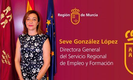 Seve González toma posesión como nueva Directora General del Servicio de Empleo y Formación