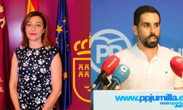 Seve Gónzalez y Antonio Valero asistirán este próximo fin de semana al Congreso Nacional del Partido Popular que se celebrará en Madrid