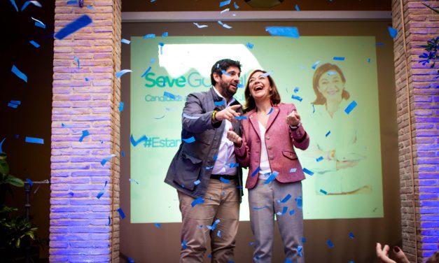 Seve González es proclamada candidata a la alcaldía de Jumilla, por el Partido Popular