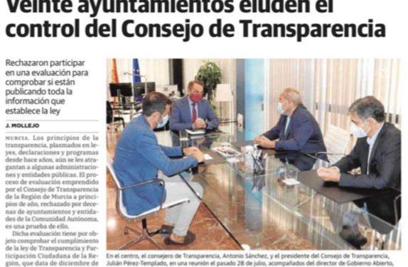 El Consejo de Transparencia de la Región de Murcia da la razón al PP de Jumilla.